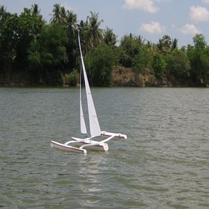 Nightmare MK VIII - Mini40 Trimaran